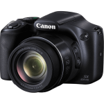 Canon PowerShot SX530 HS Manual - camera front face