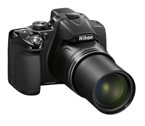 Nikon CoolPix P530 Manual - camera front side