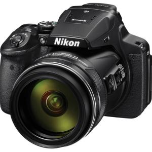 Nikon CoolPix P900 Manual-camera front face