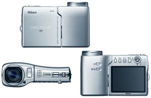 Nikon CoolPix S10 Manual - camera look