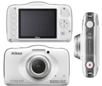 Nikon CoolPix S32 Manual - Camera sides