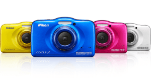 Nikon CoolPix S32 Manual for Nikon's Fancy Waterproof Camera