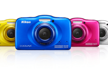 Nikon CoolPix S32 Manual for Nikon's Fancy Waterproof Camera
