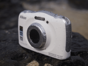 Nikon CoolPix S33 Manual - Stylish rugged camera