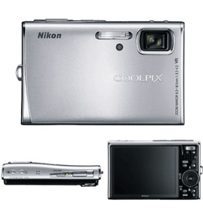 Nikon CoolPix S50 Manual-camera look