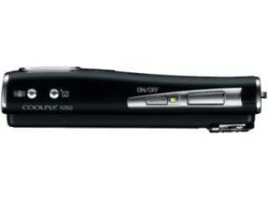 Nikon CoolPix S50 Manual-camera side