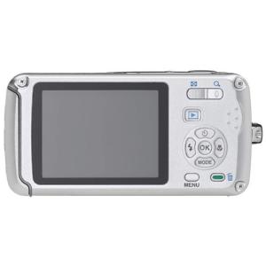Pentax Optio W30 Manual - camera back side