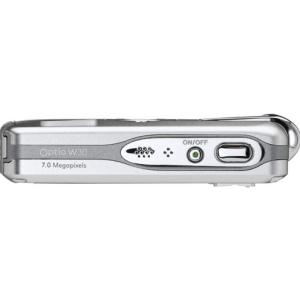 Pentax Optio W30 Manual - camera side