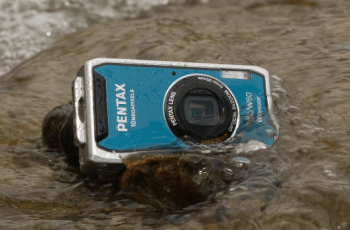 Pentax Optio W60 Manual - waterproof camera