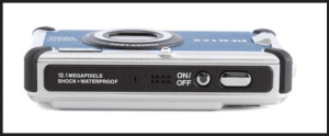 Pentax Optio W80 Manual - camera side