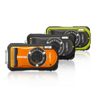 Pentax Optio W90 Manual- camera variants