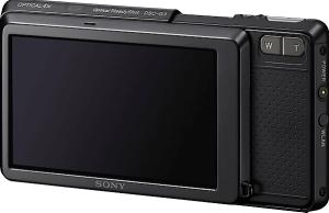 Sony Cyber-Shot DSC-G3 Manual - camera backside