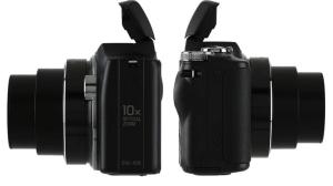 Sony Cyber-Shot DSC-H20 Manual - camera side