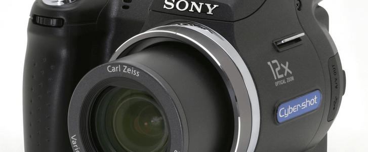 Sony Cyber-Shot DSC-H5 Manual User Guide and Review
