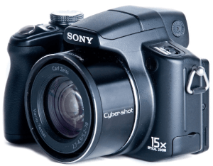 Sony Cyber-Shot DSC-H50 Manual User Guide and Review