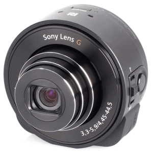 Sony Cyber-Shot DSC-QX10 Manual for Your Best SmartPhone Companion