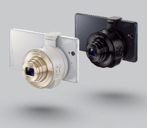 Sony Cyber-Shot DSC-QX10 Manual-lens variant