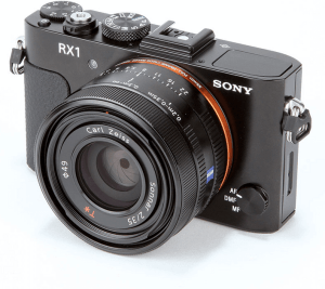 Sony Cyber-Shot DSC-RX1 Manual for Sony's Simple Camera with Tons of Features 2