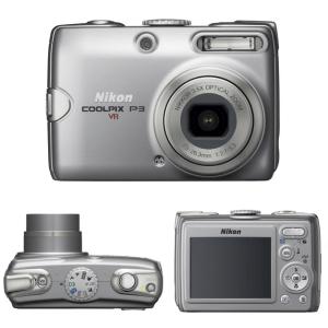 Nikon CoolPix P3 Manual for Nikon's Powerful Point and Shot Camera