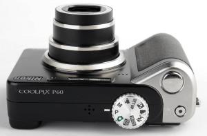 Nikon CoolPix P60 Manual - CAMERA SIDE
