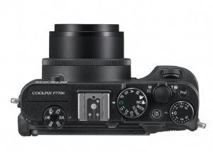 Nikon CoolPix P7700 Manual - camera side