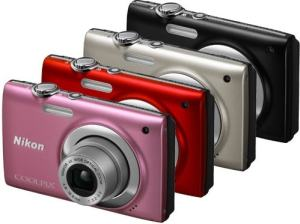 Nikon CoolPix S2500 Manual - camera variant