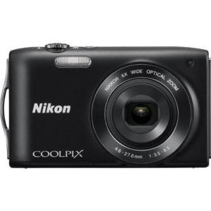 Nikon CoolPix S3200 Manual - camera front face
