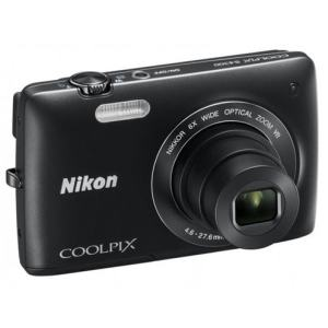 Nikon CoolPix S3300 Manual-camera front face