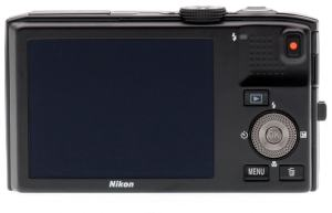 Nikon CoolPix S8100 Manual-camera back side