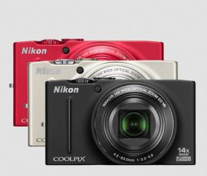 Nikon CoolPix S8200 Manual-camera variant