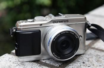 Olympus E-P3 Manual User Guide and Product Detail
