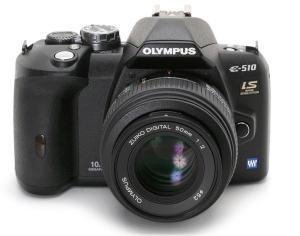 Olympus Evolt E-510 Manual for Olympus Advance DSLR Camera