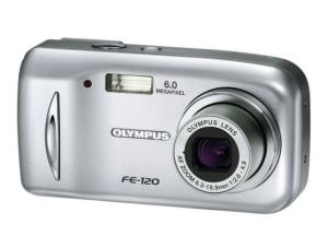 Olympus FE-120 Manual User Guide and Detail Specification