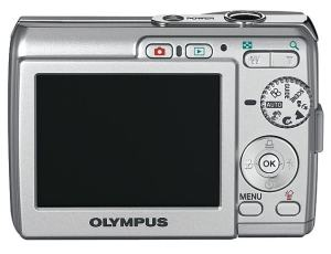 Olympus FE-180 Manual - camera back side