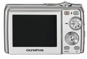Olympus FE-200 Manual - camera back side