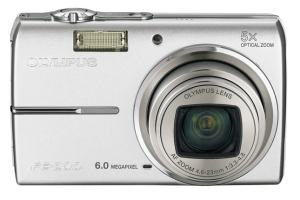 Olympus FE-200 Manual user Guide and Product Specification