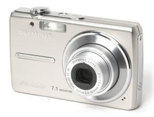 Olympus FE-230 Manual - camera front face