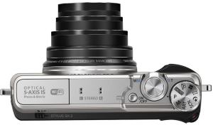 Olympus SH-2 Manual - camera side