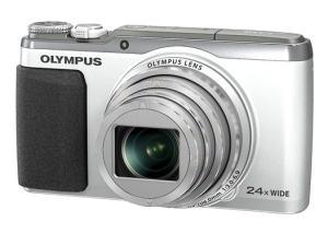 Olympus SH-60 Manual - camera front face