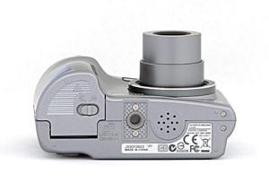 Olympus SP-310 Manual - camera side