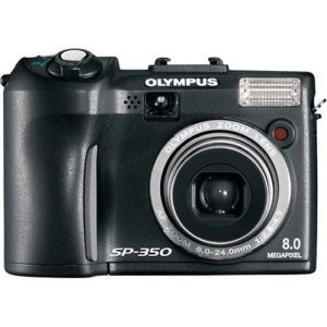 Olympus SP-350 Manual User Guide and Product Specification