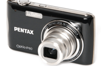 Pentax Optio P80 Manual for Pentax's Fashion Forward Camera