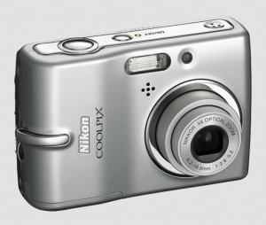 Nikon CoolPix L10 Manual User Guide and Product Specification