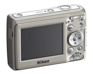 Nikon CoolPix L11 Manual - camera back side