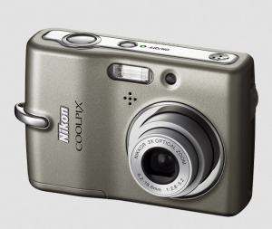Nikon CoolPix L11 Manual - camera front face