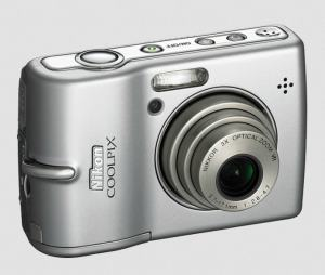 Nikon CoolPix L12 Manual; Manual for Nikon Simple Snapshooter Camera