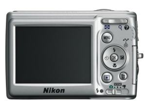 Nikon CoolPix L12 Manual; camera back side
