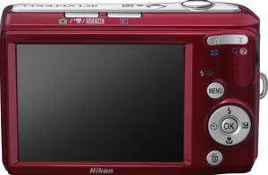 Nikon CoolPix L20 Manual - camera back side