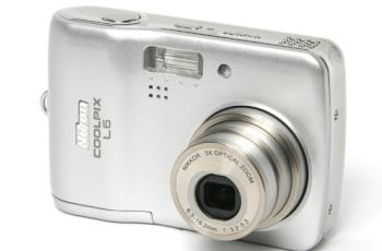 Nikon CoolPix L6 Manual User Guide and Product Specification