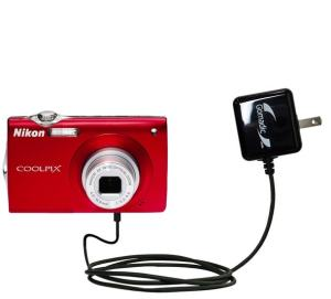 Nikon CoolPix S205 Manual - camera set